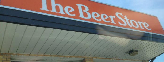 The Beer Store is one of Phoenix 💥💥💥's Liked Places.