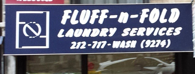 Fluff-n-Fold Laundry is one of NYC -All.