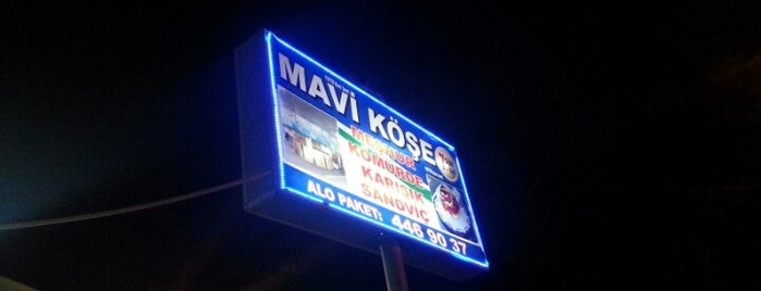 Mavi Köşe is one of Lieux sauvegardés par Emrah.