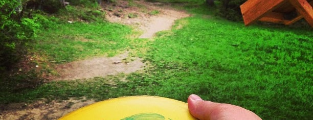 Kärsöns Frisbeegolf is one of Top Picks for Disc Golf Courses 2.