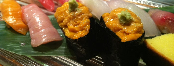 Hasaki is one of Sushi NYC.