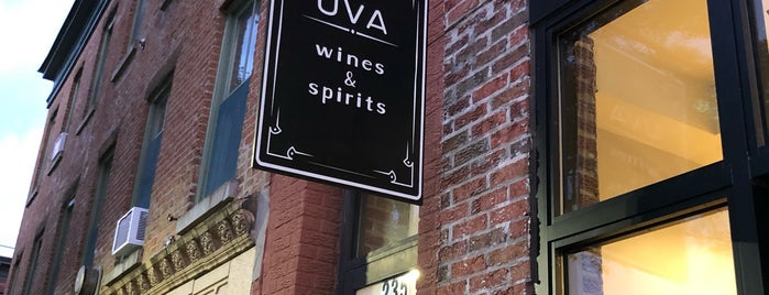 UVA Wines & Spirits is one of Cibo.