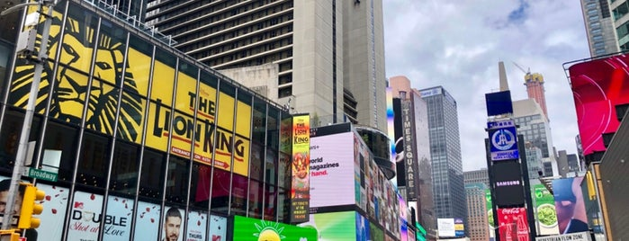 Lion King Broadway Musical is one of New York.