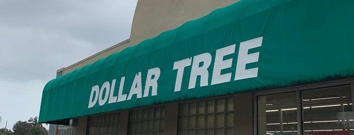 Dollar Tree is one of Tempat yang Disukai Annette.