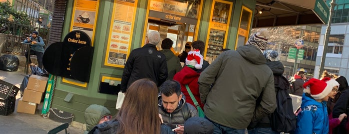 Wafels & Dinges Pop-up Shop at Bryant Park is one of Best of NYC.
