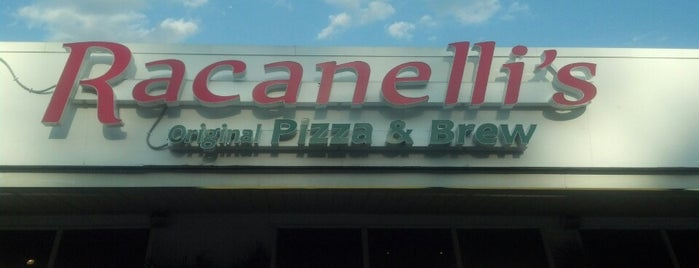 Racanelli's Original Pizza & Brew is one of Nolfo Westchester NY Foodie List.