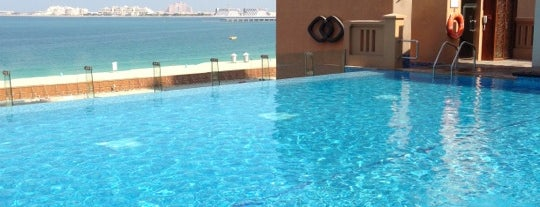 Infini Pool Lounge at Sofitel Dubai Jumeirah Beach is one of Dubai.
