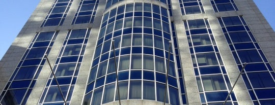 Rotterdam Marriott Hotel is one of Lugares favoritos de Miguel Ángel.