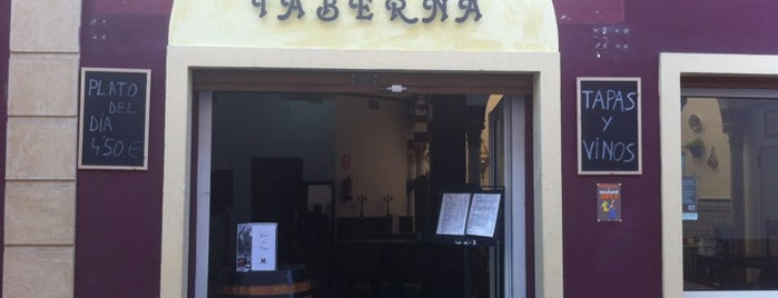 Taberna d'Ucles is one of Donde comer en cordoba.