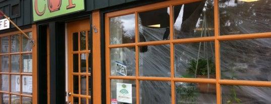 CUP Tea Bar & Cafe is one of Posti salvati di Rachel.