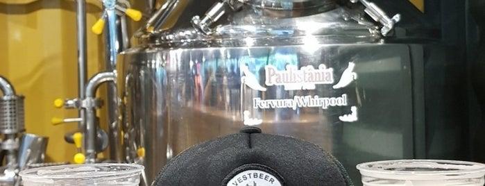 Paulistânia Brew Pub is one of Vou.