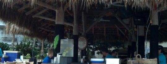Breezer's Tiki Bar is one of Key West.