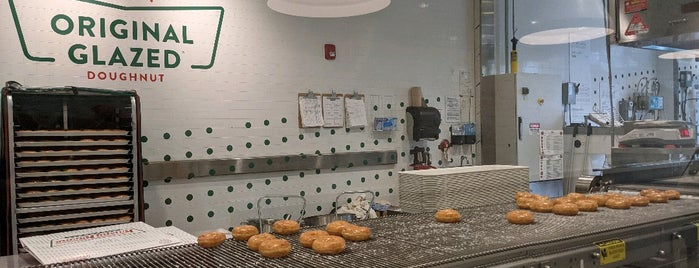 Krispy Kreme is one of I <3 Coffee.