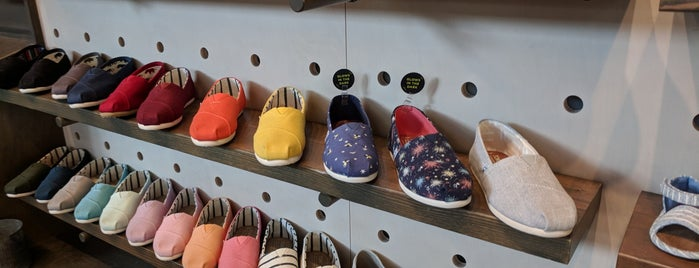 TOMS Store - Portland is one of #adventurePDX.