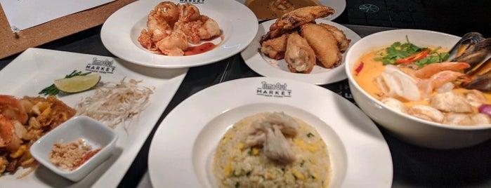 Fish Cheeks is one of Stevenson's Favorite NYC Restaurants.
