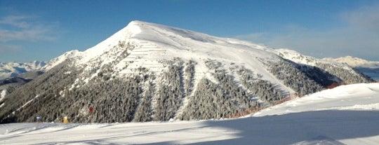Ski Area Latemar is one of Attività per sportivi.