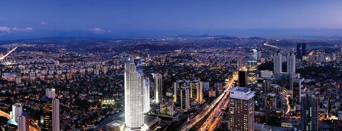 Sapphire Seyir Terası is one of Manzara İzleme Noktaları.