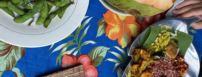 Wulan Vegetarian Warung is one of Bali.