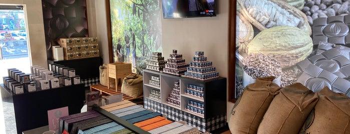 Pod Chocolate Shop & Cafe Sanur is one of Bali 2.0.