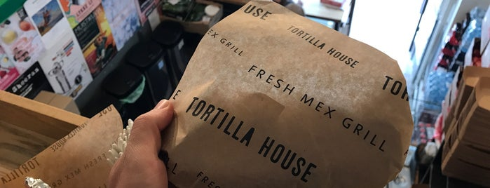 Tortilla House is one of Clarissa 님이 좋아한 장소.