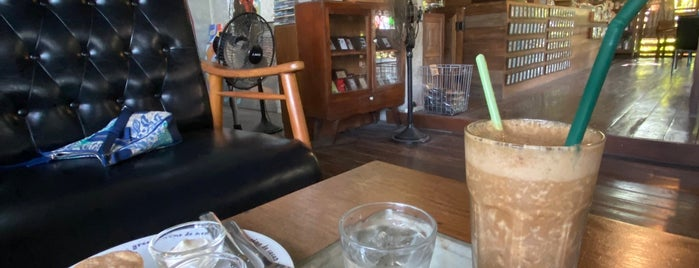 All About Coffee is one of Chiang Mai.