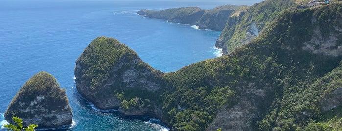 Paluang Cliff is one of Bali Indonésie 🇮🇩.