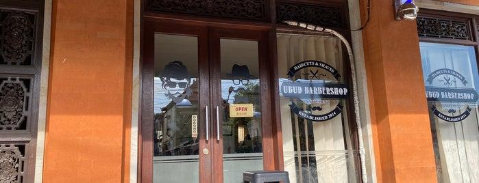 Ubud Barber Shop is one of !Bali?.