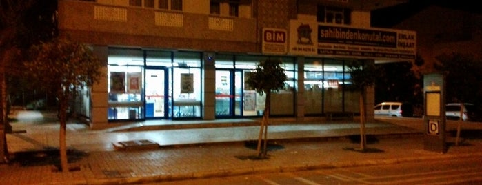 BİM is one of Tempat yang Disukai Flore.