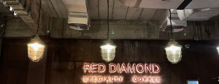 Red Diamond Cafe is one of Lugares guardados de Huang.