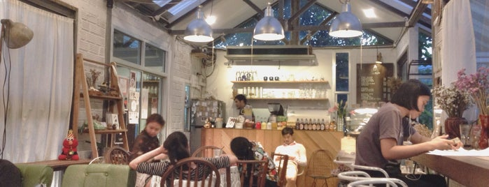 The Barn: Eatery Design (เดอะบาร์น) is one of 치앙마이.