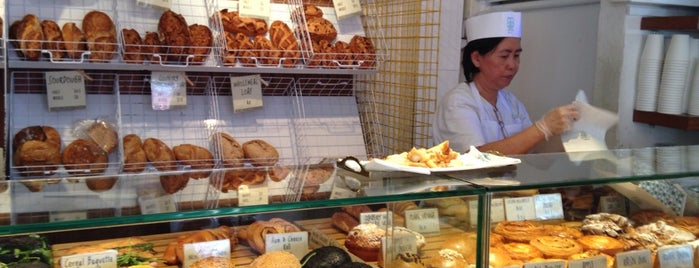 Tiong Bahru Bakery is one of Singapore Favorites.