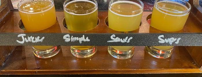 Sloop Brewing Co. is one of Breweries.