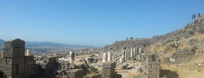 Pergamon Gymnasion is one of Bergama.