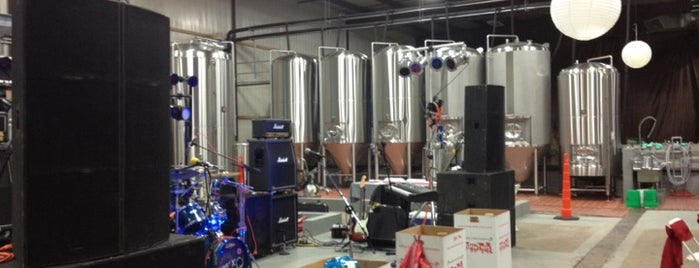 Mankato Brewery is one of Places I have mixed a band.
