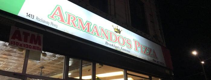Armando's Pizza is one of Lieux qui ont plu à Sheila.