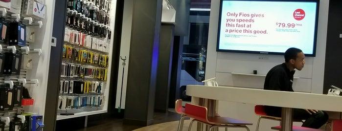 Verizon - Closed is one of NY, NY.