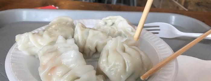Dumplings & Things is one of Lieux qui ont plu à KristiaMarie.