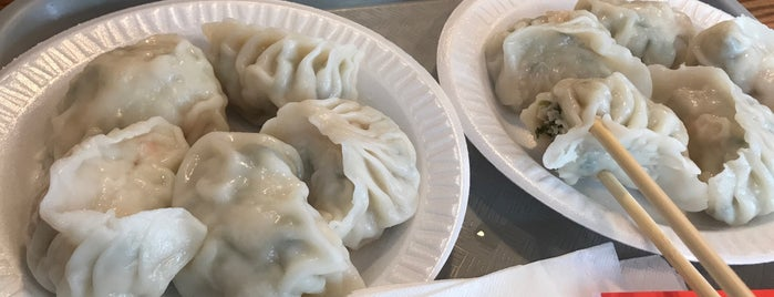 Dumplings & Things is one of USA NYC QNS West.