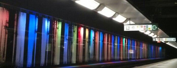 Noordstation (MIVB) is one of Transport Hubs ✈️🚄.