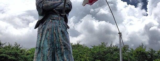 坂本龍馬之像 is one of 西郷どんゆかりのスポット.