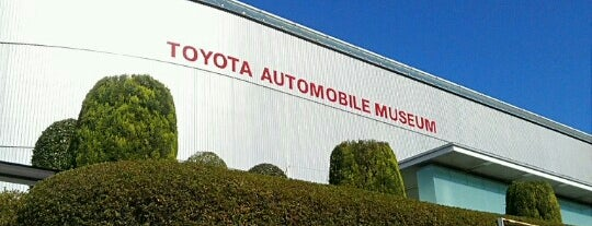 Toyota Automobile Museum is one of museums.