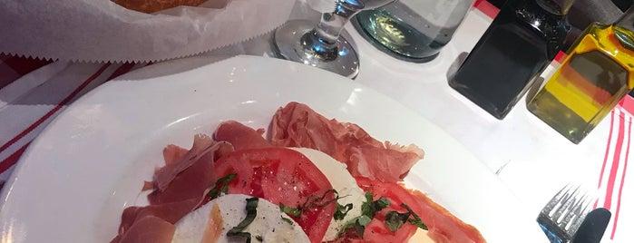 Ciao Trattoria Italiana is one of Restaurants I liked.