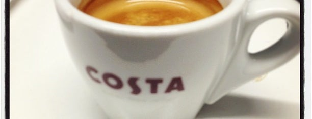 Costa Coffee is one of Orte, die Alex gefallen.