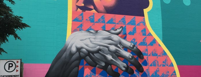 Mural 2015 - Bicicleta Sem Freio is one of JulienFさんのお気に入りスポット.