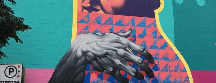 Mural 2015 - Bicicleta Sem Freio is one of Posti che sono piaciuti a JulienF.
