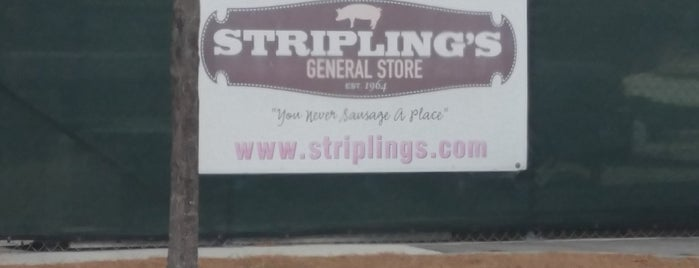 Stripling's General Store is one of Tempat yang Disukai Greg.