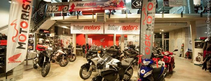 Honda Motorista is one of Foursquare Specials in Poland.