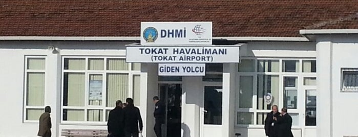 Tokat Havalimanı (TJK) is one of HAVALİMANLARI /  AİRPORTS  All The World.