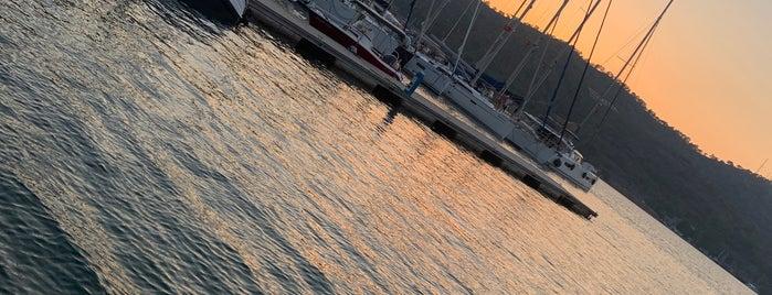 Grida Port is one of Sertanさんの保存済みスポット.