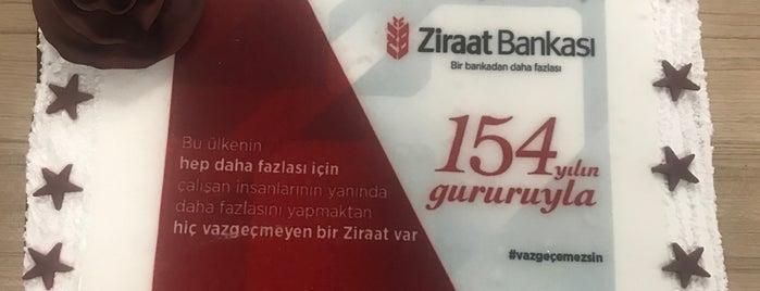 Ziraat Bankası is one of สถานที่ที่ Metin ถูกใจ.